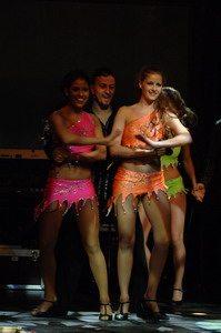 revü tánckar