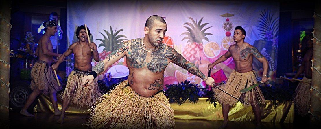 Brazil Maculele show