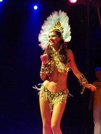 Brazil szamba show
