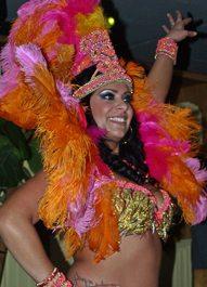 Brazil tánccsoport