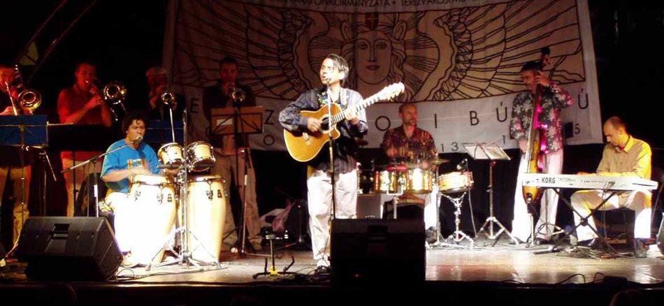 Pato Baezza Latin Koncert