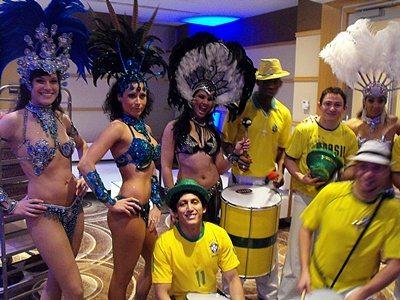 Latin Show Westend