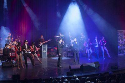 Gájer Bálint koncert